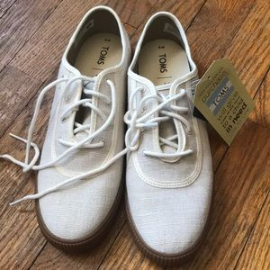TOMS Heritage Canvas Sneakers